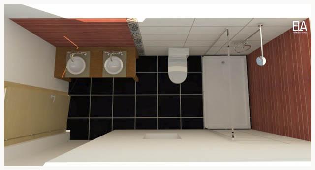 infografia baño, interiorismo baño, reforma baño, santiago, coruña, vigo, galicia, reforma de baño, imagen de baño, baño de diseño
