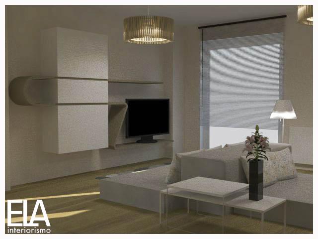 3d salones ela interiorismo - Interiorismo salones ...