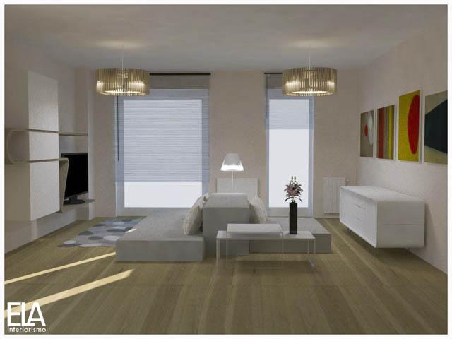 3d salones ela interiorismo - Interiores de salones ...