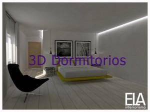 Infografias, dormitorios de diseño, imagen en 3D de dormitorios, santiago, coruña, galicia, diseño habitación,
