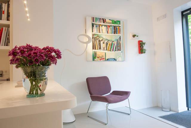 Selecci n de pinturas de mar a meijide ela interiorismo - Estudios de interiorismo y decoracion ...