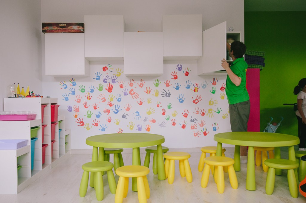 Diseño de jardín infantil, diseño de local en bertamirans, reforma de local, diseño de guardería, reforma en santiago, reforma en coruña, reforma en galicia, diseño de local infantil.