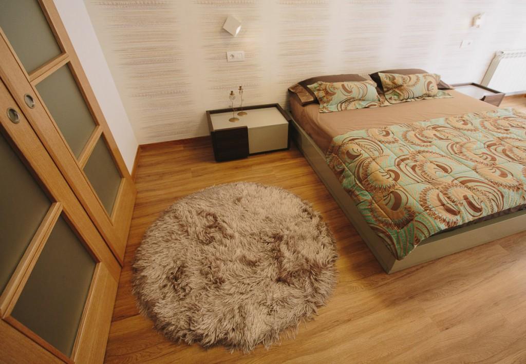 Vestimos una vivienda en santiago de compostela ela for Diseno de interiores espana