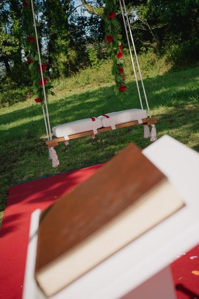 Decoración de boda/ ELA Interiorismo