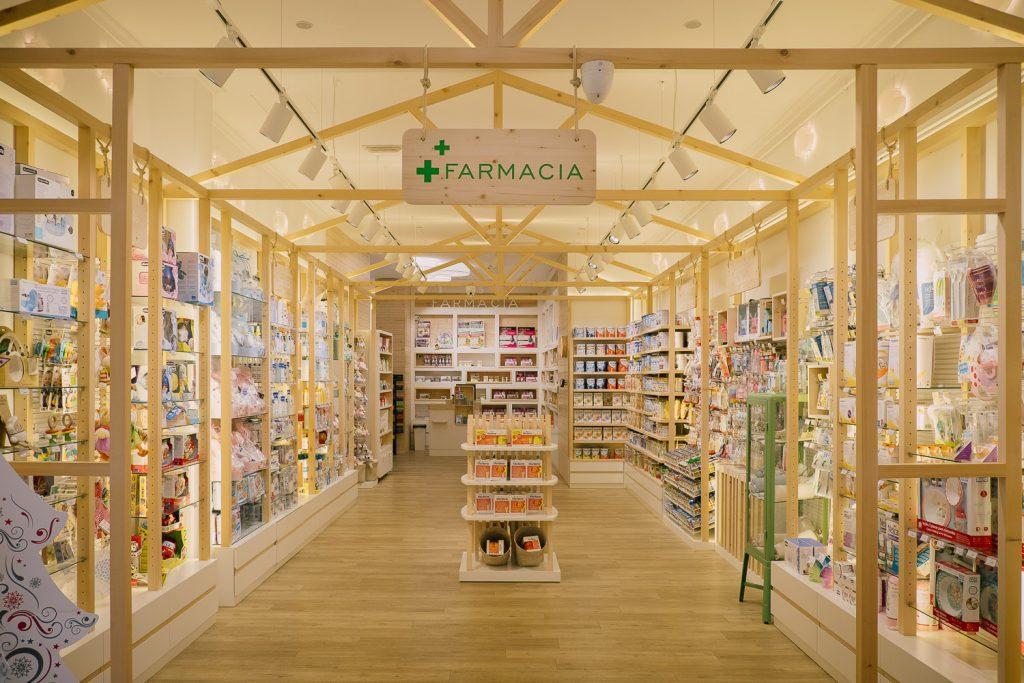 Diseño de Botica, Diseño farmacias, Diseño farmacia, Farmacia moderna, farmacia con diseño, diseño a medida de farmacia, diseño original de farmacia